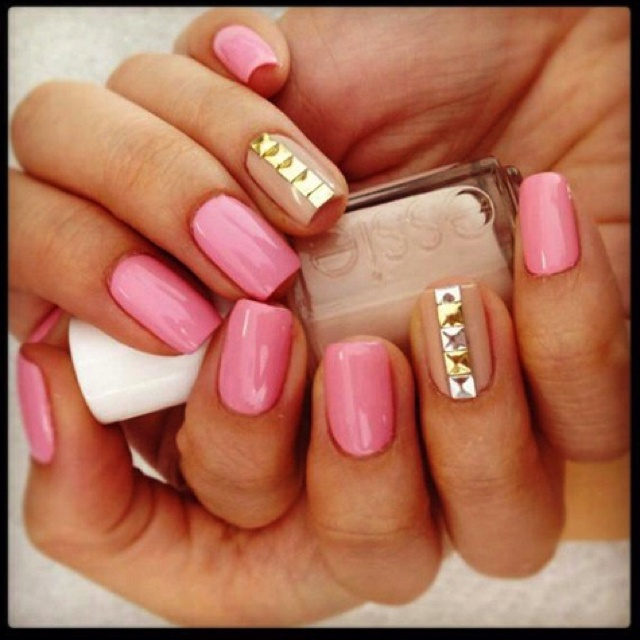 pink metallic nail polish 2017 2018 best cars reviews. Black Bedroom Furniture Sets. Home Design Ideas