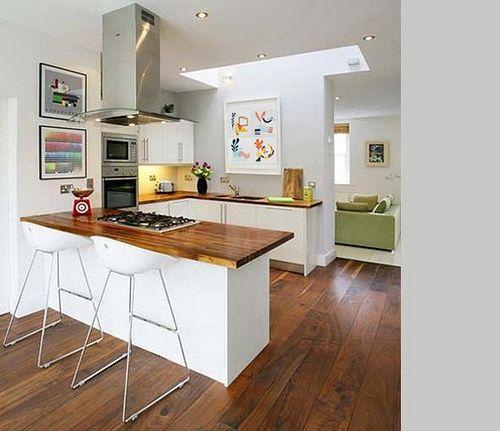 Dividere la cucina dal soggiorno  cucine  Pinterest
