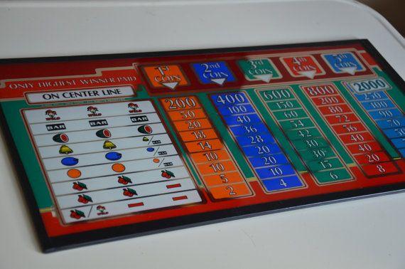 video poker slot machine