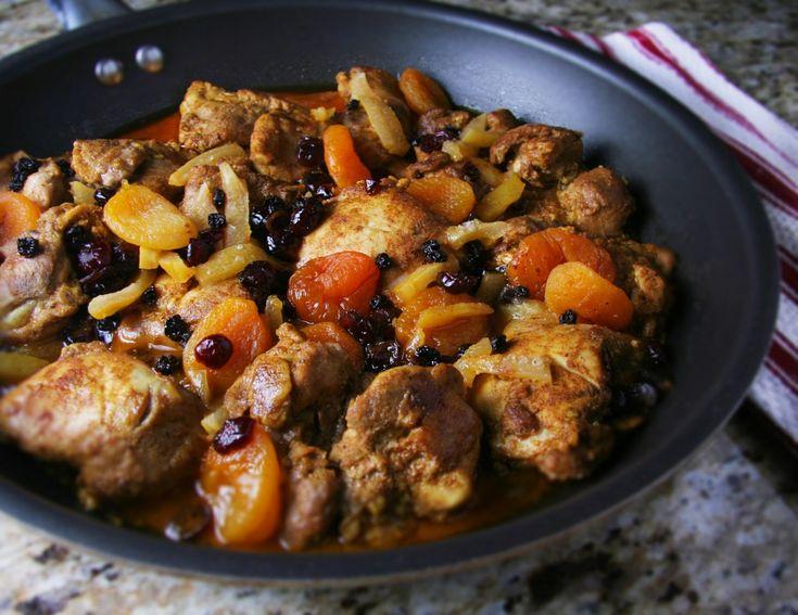 Moroccan Chicken | Chicken recipes | Pinterest