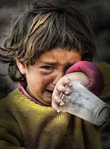 La pauvreté...