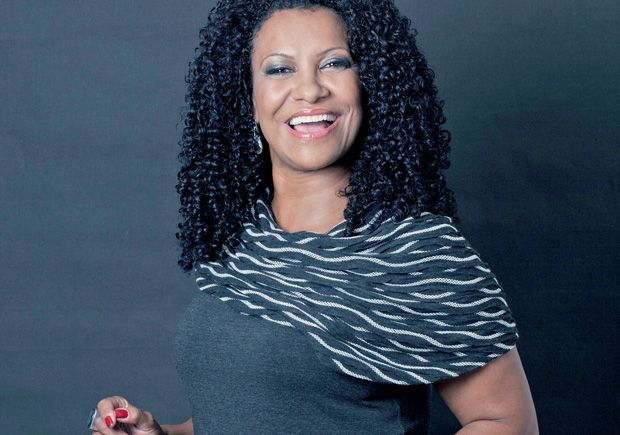 """Heloisa """"Zica"""" Assis, owner of a Brazilian curly hair product range."""