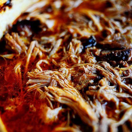 Spicy Dr. Pepper Shredded Pork | Food & Drinks | Pinterest