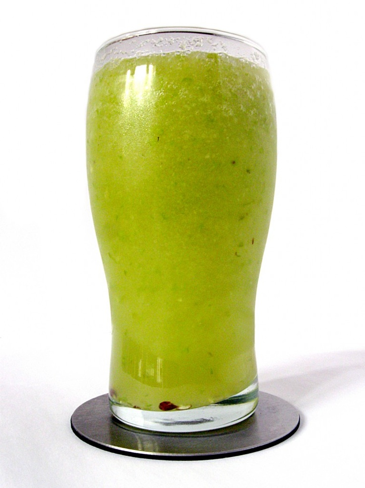 Green Energy Smoothie Recipe....one of my local health food stores ...