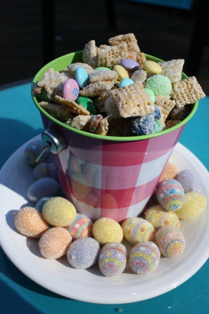 Gluten-Free Easter Trail Treat