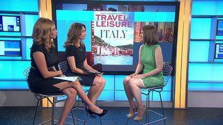 travel leisure editor kathryn o 39 shea evans on the weather channel