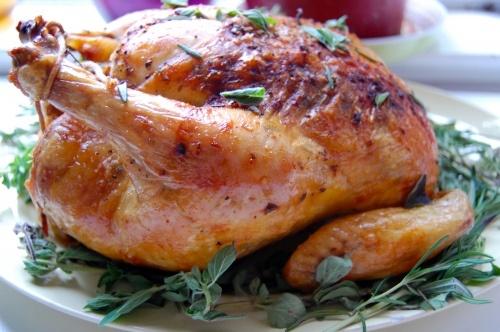 Lemon-oregano roast chicken | Recipes | Pinterest