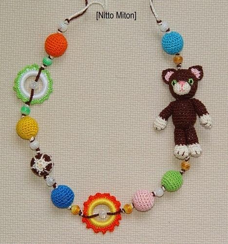 Amigurumi Jewelry Patterns : Pin by NK on crochet accessories Pinterest