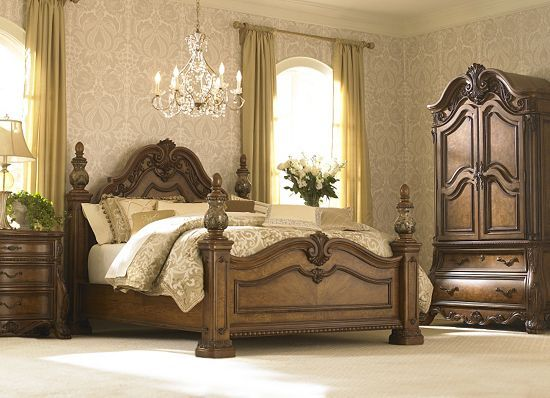 Havertys King Bed