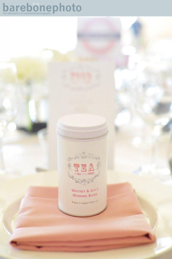Vintage Tea Wedding Favors Bonbonniere ideas Pinterest