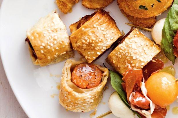 Chorizo sausage rolls | Dreamy Bites | Pinterest