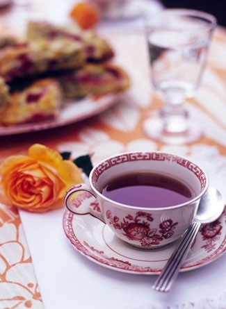 Rose Petal Tea | Yummy Drinks | Pinterest
