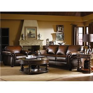 Vincent Leather Sleeper Sofa By Bernhardt Miskelly
