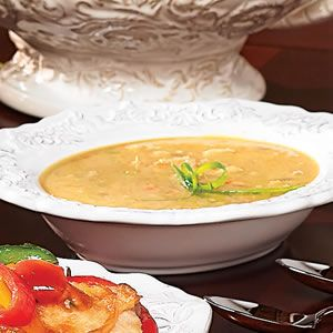 Curried Peanut Soup | Healthy Foods.....maybe | Pinterest