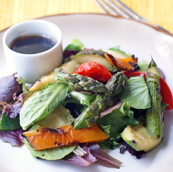 ... with a fun to read blog. Check out this delish Grilled Vegetable Salad