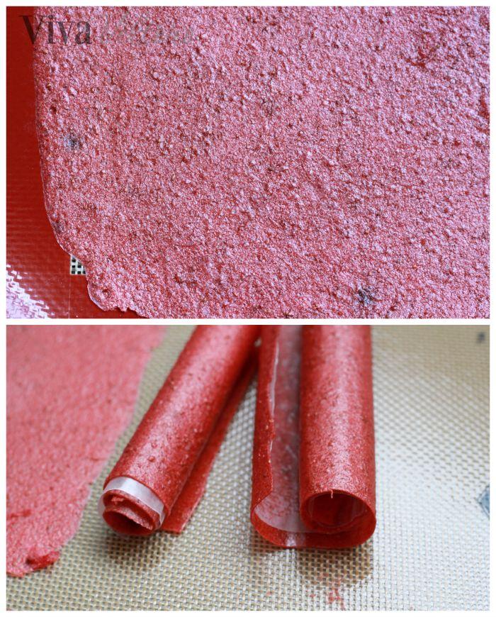 How To Make Your Own Fruit Leather - Viva Veltoro