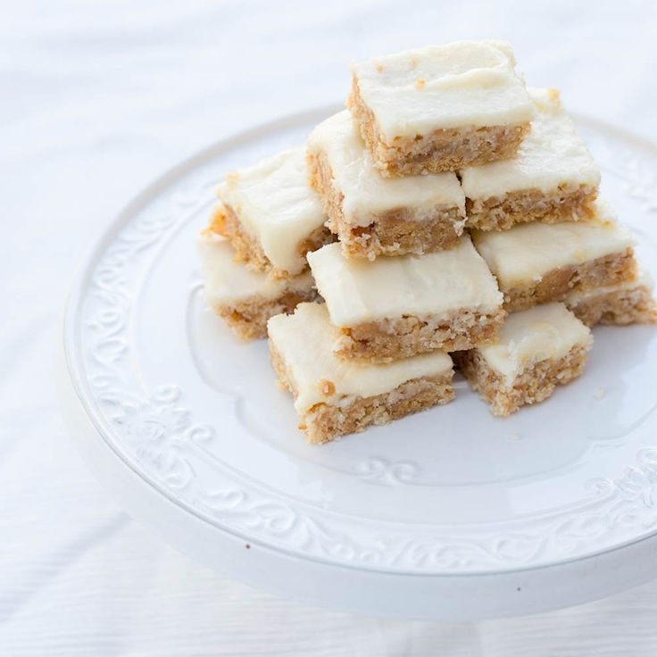 no bake lemon slice | food - totally baked | Pinterest