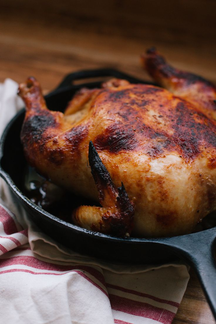 Buttermilk Roast Chicken-5 | Recipes to Try | Pinterest