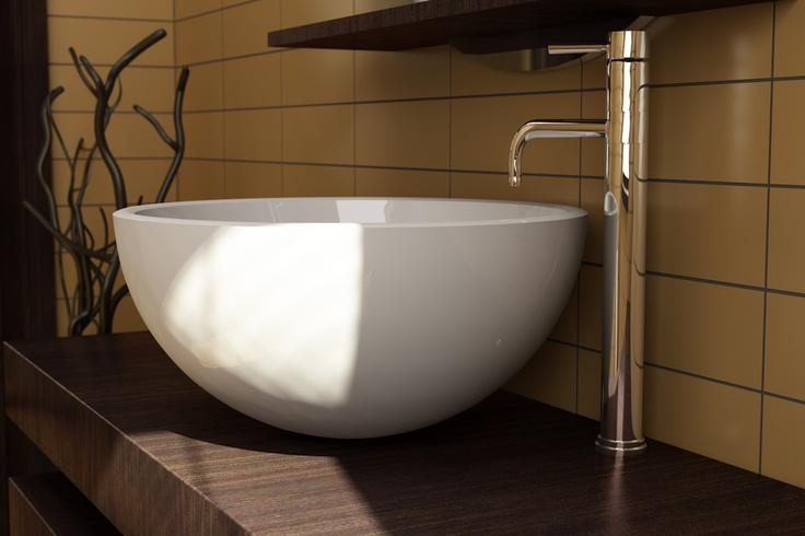 Deep Porcelain Sink : Sinks Deep Porcelain Vessel Sink Porcelain Farmers Sink Deep Porcelain ...