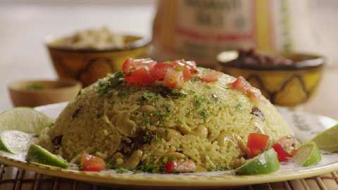 Indian-Style Rice Allrecipes.com | Recipes | Pinterest