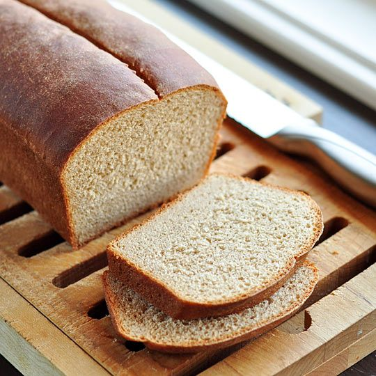 Basic Whole Wheat Bread | Recipe