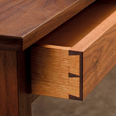 Lovely dovetail joint woodworking pinterest for Table joints