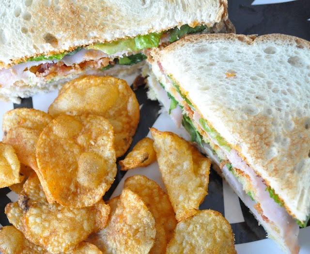 Killer Club Sandwich | YUMMY | Pinterest