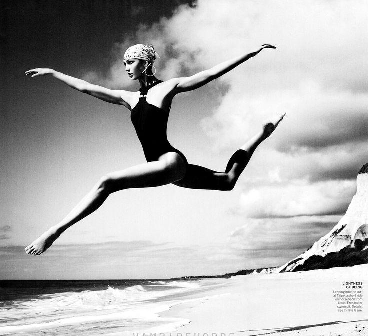 Karlie Kloss Vogue USA July 2012