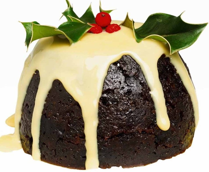 English Christmas Pudding Recipe!
