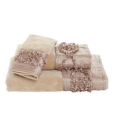 Croscill Jasmin Bath Towels Dillards Dripping Wet Pinterest