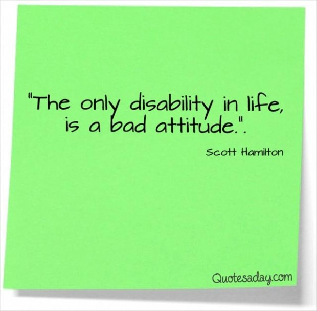 disability quotes inspirational quotesgram