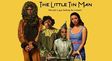 The Little Tin Man Movie Poster