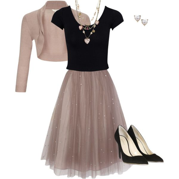 Party Dresses Polyvore - Evening Wear