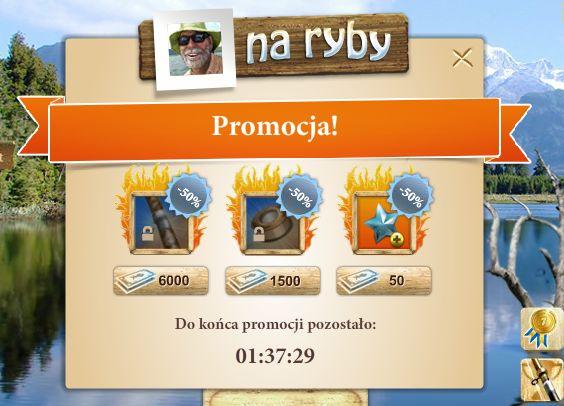 Promocja – 20.09.2013 http://wp.me/p3BcPi-cs #naryby #letsfish