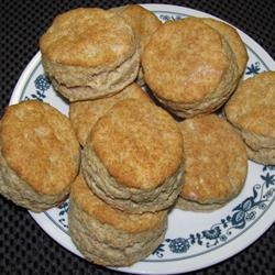 Fluffy Whole Wheat Biscuits | Persnickety Biscuit | Pinterest