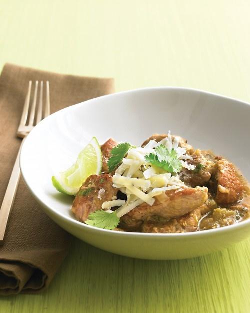 Green Pork Chili | Recipe