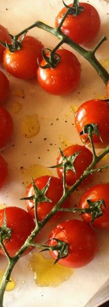 roasted vine tomato | You Say Tomato...I Say Pomodoro ;) | Pinterest