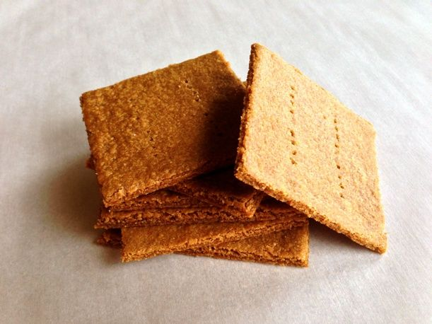 Gluten Free Graham Crackers with Mesquite Flour from Gluten Free Yummy ...