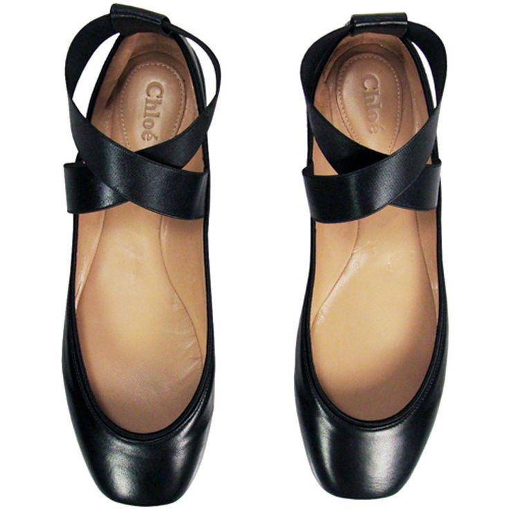 Chloe Ballet Flats Ballerina