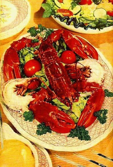 lobster essay