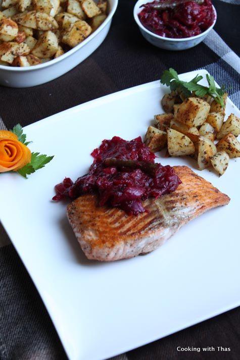cranberry chutney | Delishhh | Pinterest