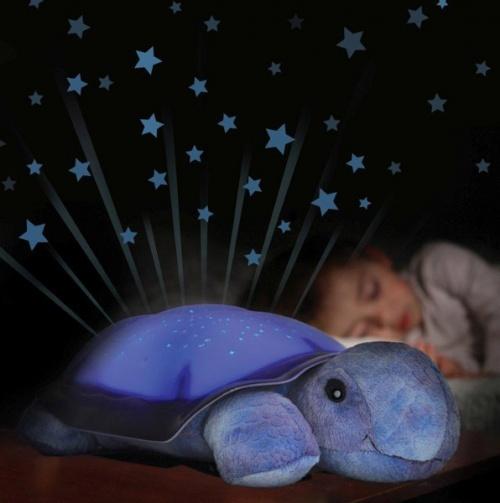Purple twilight turtle night light gifts pinterest - Turtle nite light ...