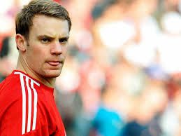 Manuel neuer german goalkeeper