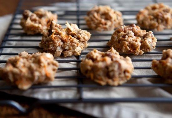 Carrot Oatmeal Cookies... | Cookie Monster | Pinterest