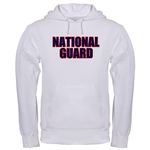 National Guard Hoodie | Deployment / Military Lifestyle | Pinterest