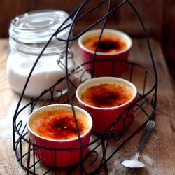 White Chocolate Creme Brulee | Baking and Sweets | Pinterest
