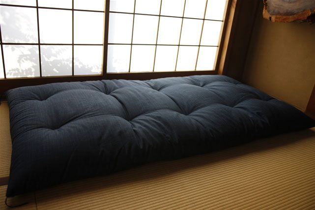 traditional fold away japanese futon futonail