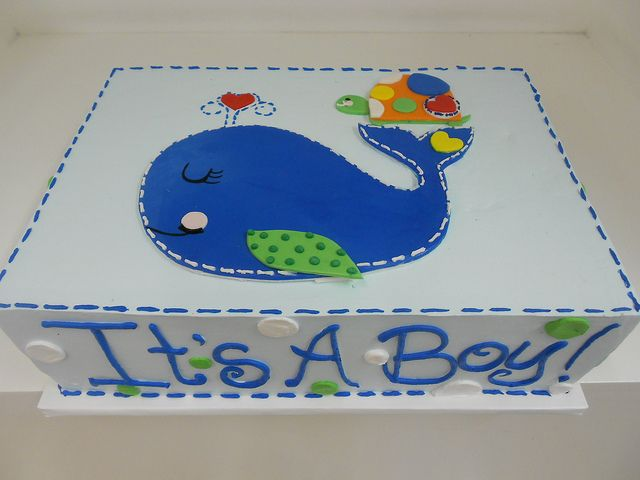 whale baby shower cake baby shower pinterest
