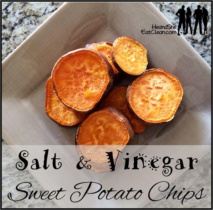 Salt & Vinegar Potato Chips and make these Salt & Vinegar Sweet Potat...