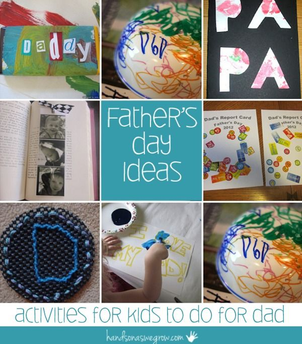 father's day games ideas